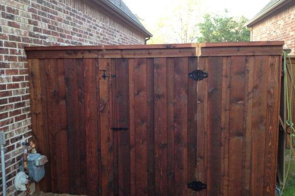 Mckinney Tx Fence Repair Company Tx Pride Construction